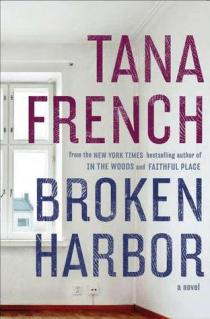 book cover image of Broken Harbor by Tana French